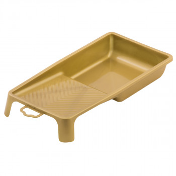 Plastic paint tray Gold Exclusive 15x32cm