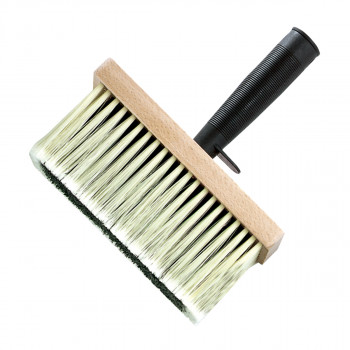 Wall brush - PP, top broken, 170x70mm