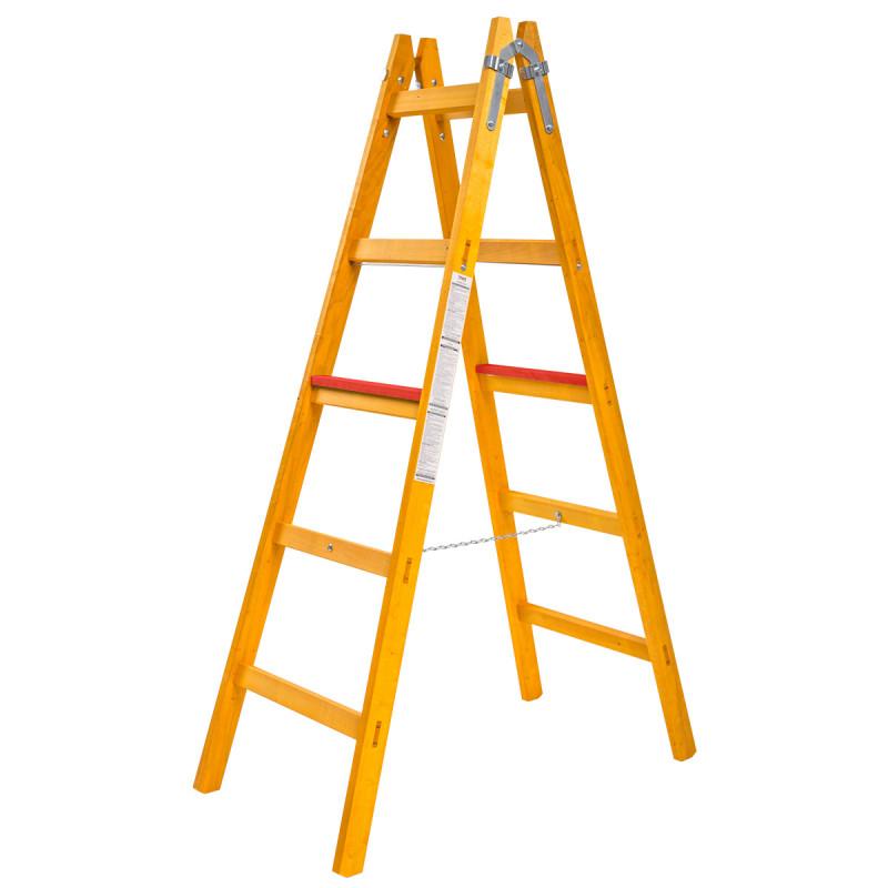 Wooden ladders 2x5