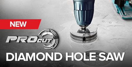 Diamond Hole Saw