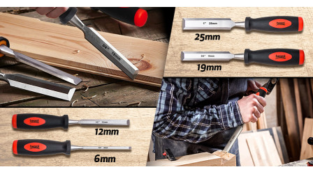 Chisels for wood