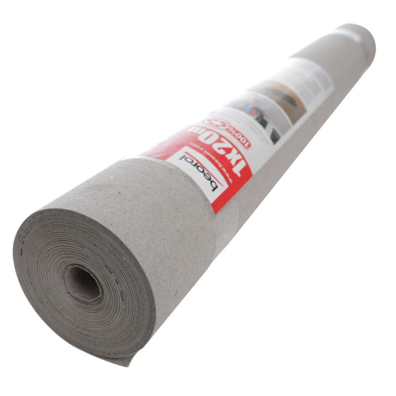 Floor protection cardboard 1x20m