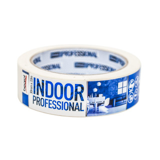 Masking tape Indoor Professional, 30mm x 33m, 70ᵒC