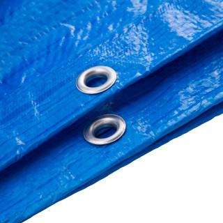 Tarpaulin protective sheet 4x5m / (13,1x16,4 ft)
