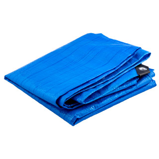 Tarpaulin protective sheet 6x10m