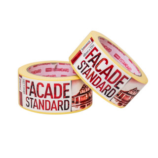 Masking tape Facade Standard 48mm x 33m, 80ᵒC