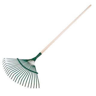 Garden leaf rake metal (lamella teeth)