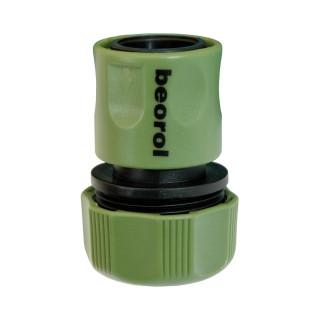 Plastic hose quick connector 5/8