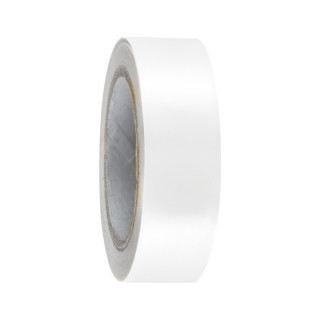Insulate tape 19mm x 10m, white