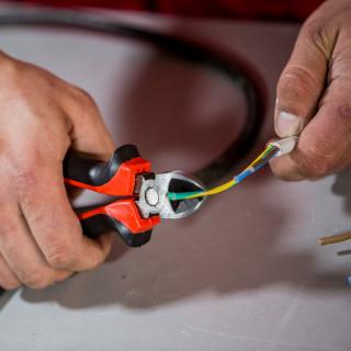Mini Diagonal Cutting Pliers
