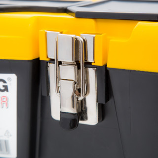 Toolbox Metal Lock 19
