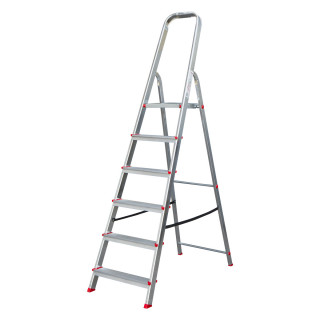Aluminium ladder 5 steps