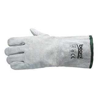 Welding gloves long