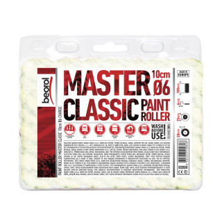 Radiator paint roller Master Classic 10cm charge