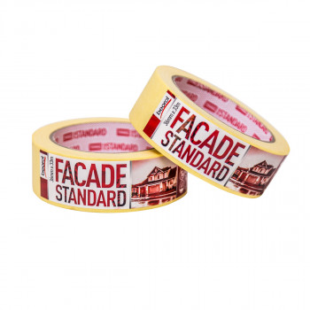 Masking tape Facade Standard 36mm x 33m, 80ᵒC