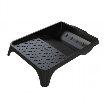 Plastic paint tray 36x26cm - black