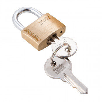 Light Duty Padlock 60mm