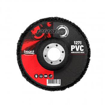 PVC abrasive disc ø127mm
