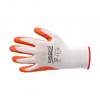 Latex flex gloves