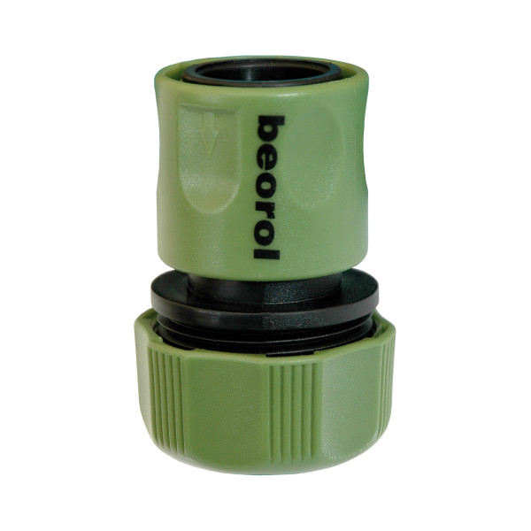 Plastic hose quick connector 5/8