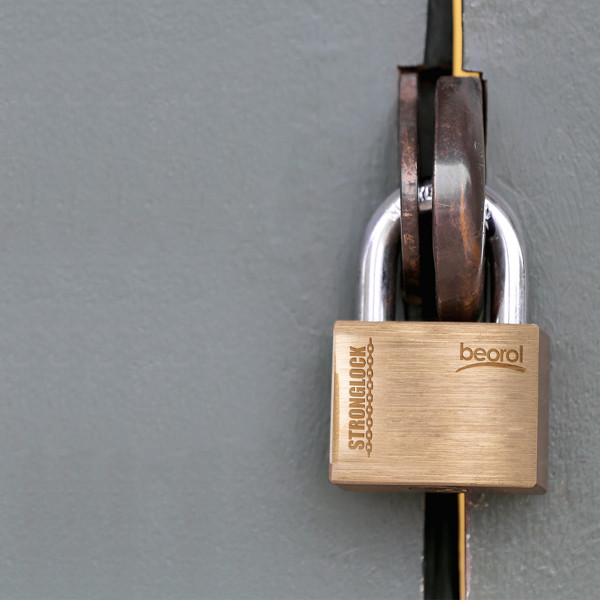 Light Duty Padlock 40mm