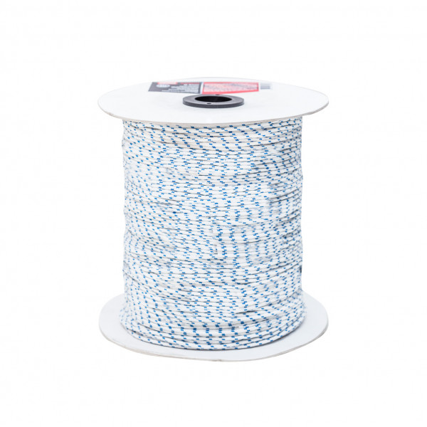Polyester rope ø4mm, 500m