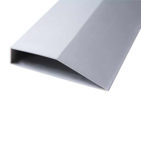 Aluminium bar profile 10 ft / 3m