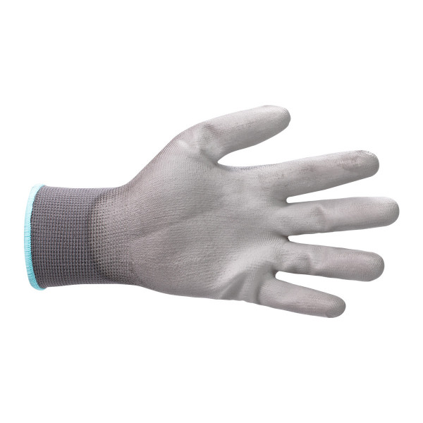 Bunter gloves gray