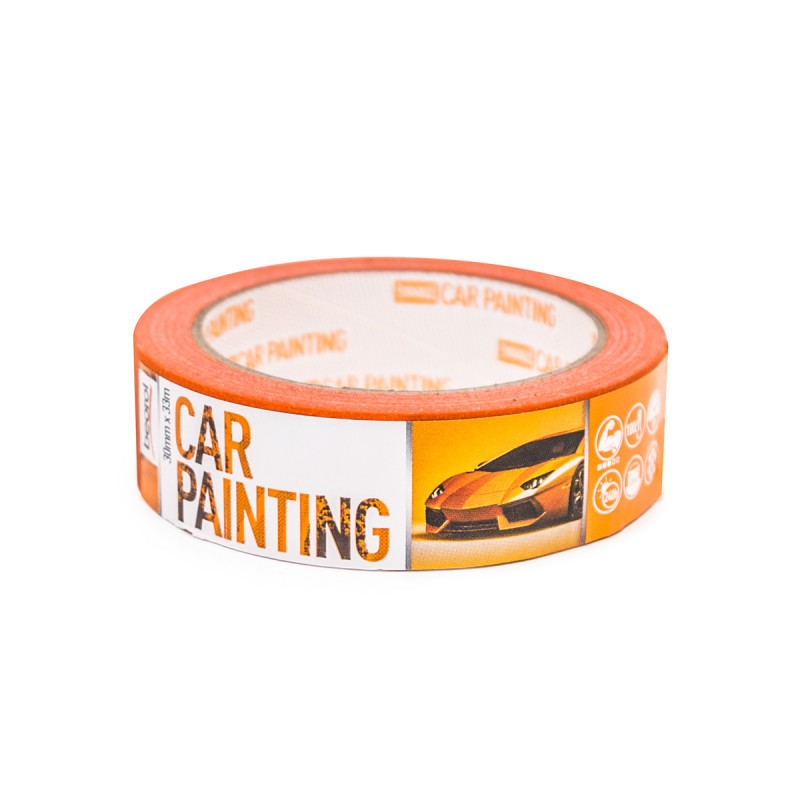 Car-painting  masking tape 30mm x 33m, 100ᵒC