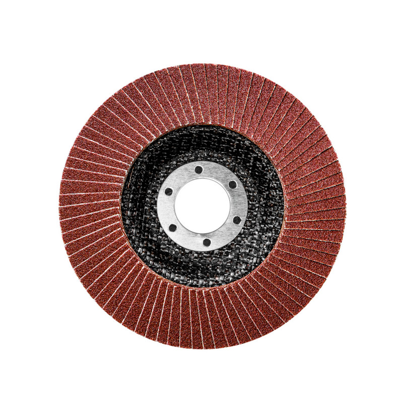 Flap disc aluminium ø115mm, grit 120