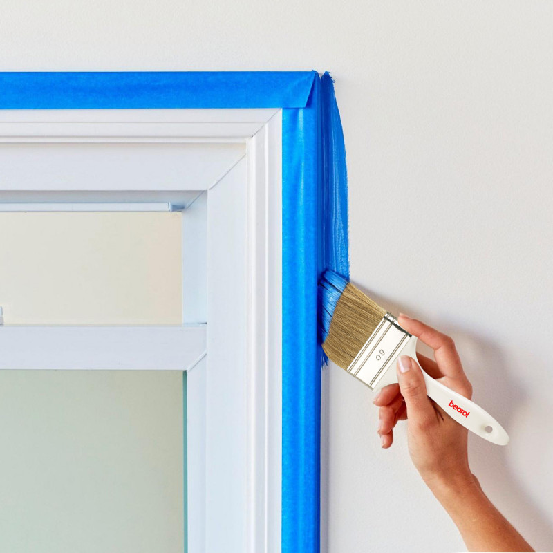 Masking tape Door & Window protection 36mm x 33m, 80ᵒC
