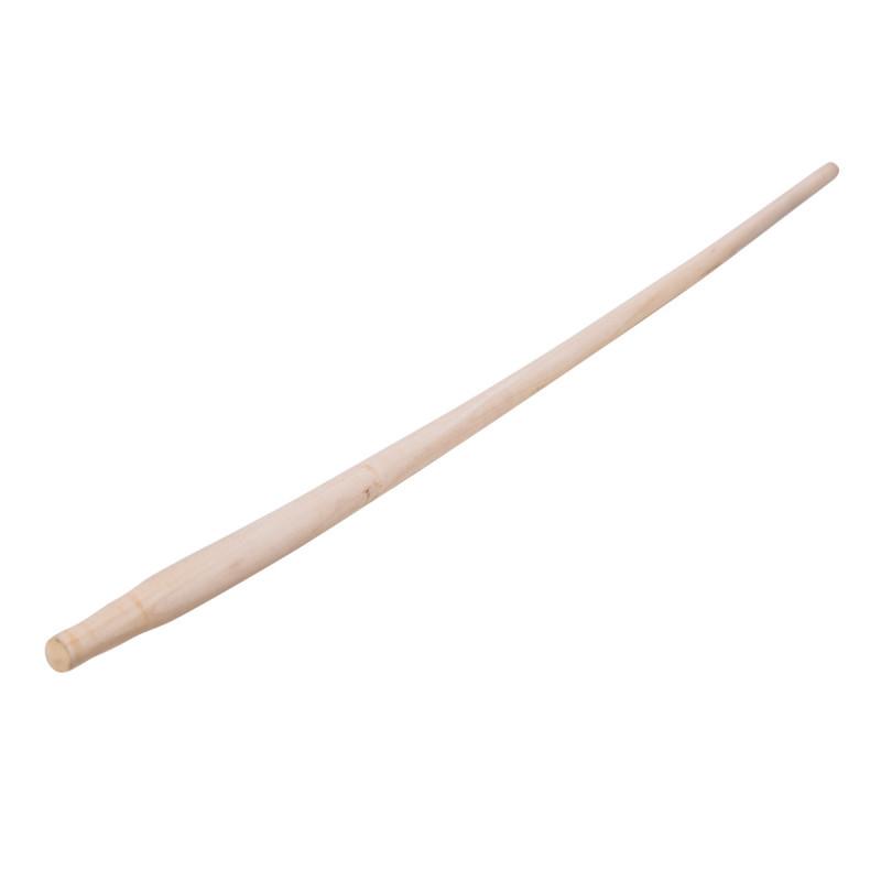 Handle for shovel, wooden, 120 cm