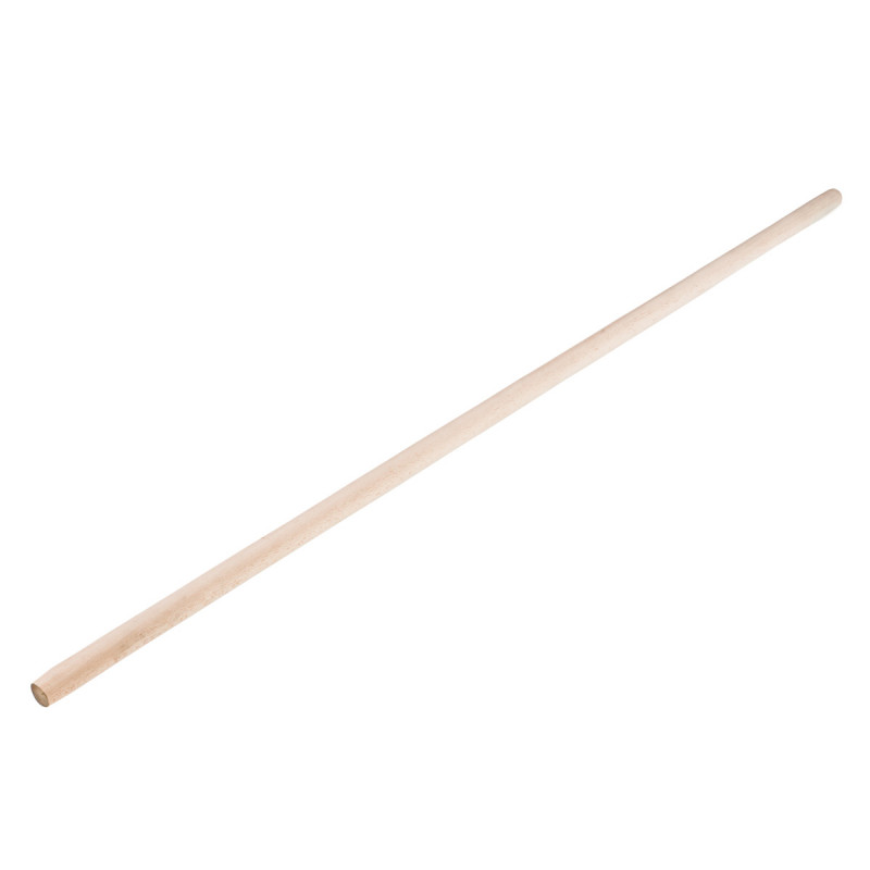 Handle for rake for leaves (or brooms) 140cm