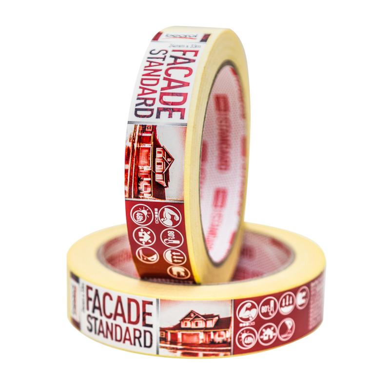 Masking tape Facade Standard 24mm x 33m, 80ᵒC