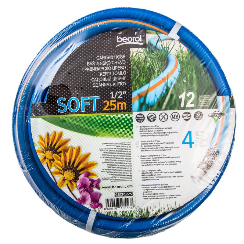Garden hose Soft 1/2