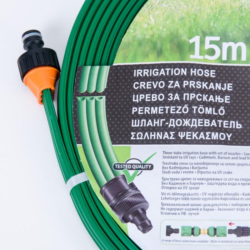 Irrigation hose 15m