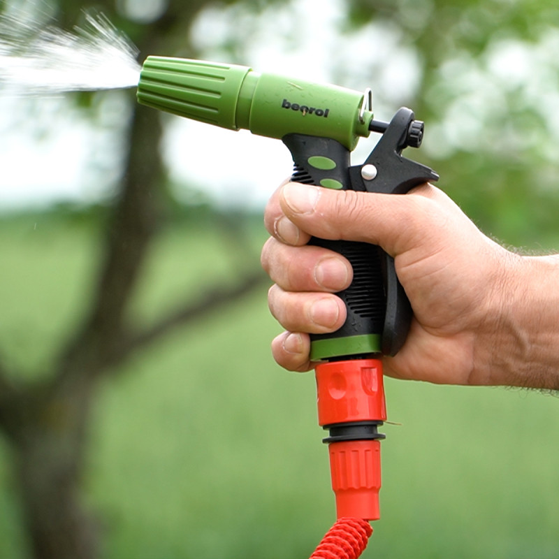 Adjustable 3-way trigger nozzle + 3/4