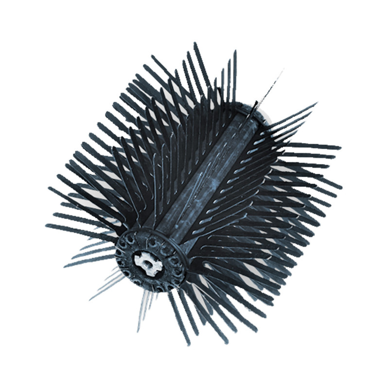 Spiked roller PVC