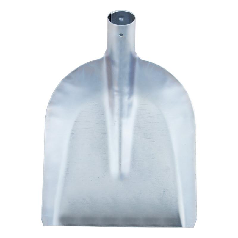 Square shovel 1.5mm galvanized