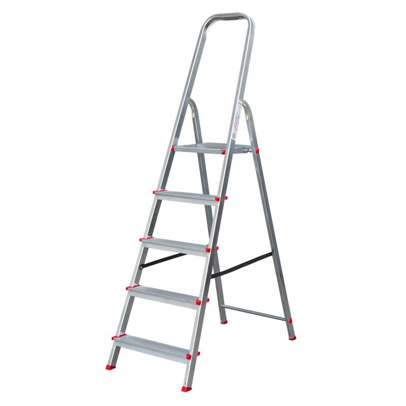 Aluminium ladder 4 steps