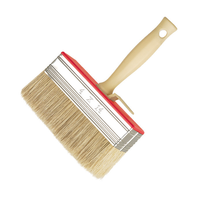 Parquetry lacquer brush 4x14