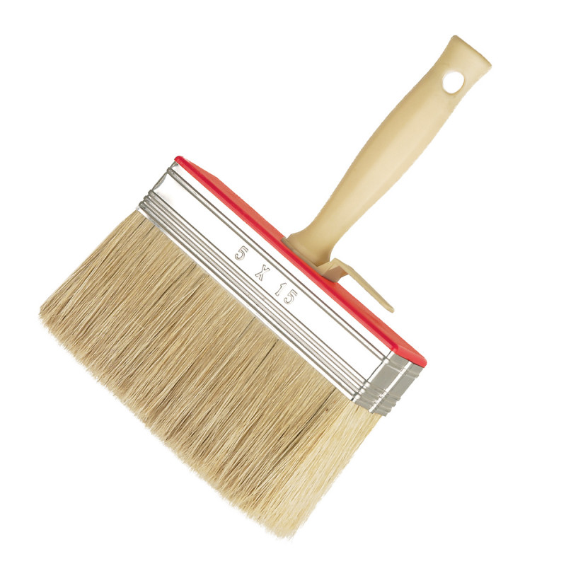 Parquetry lacquer brush 5x15