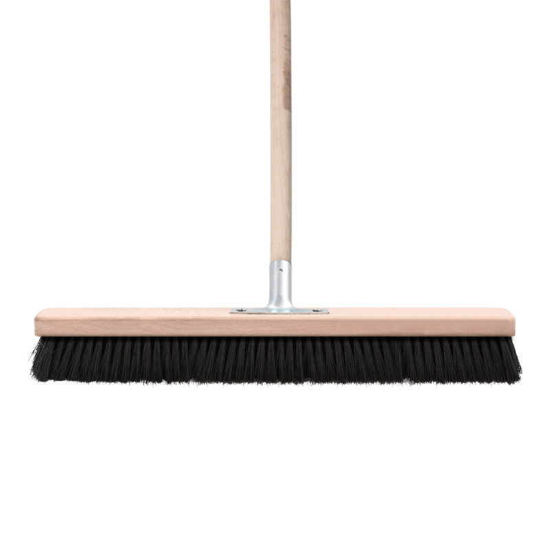 Floor brush 60cm - natural bristle