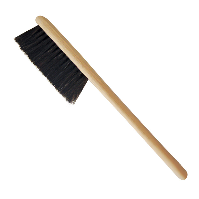 Manual brush-natural bristle
