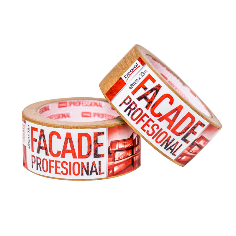 Masking tape Facade Professional 48mm x 33m, 90ᵒC
