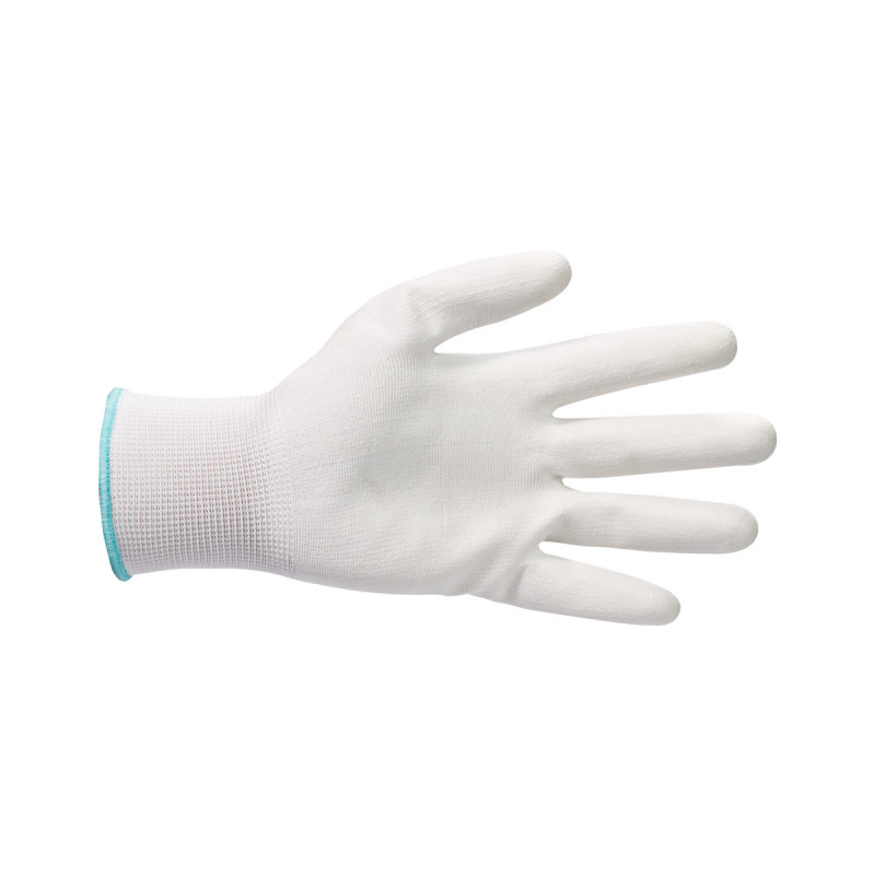 Bunter gloves white