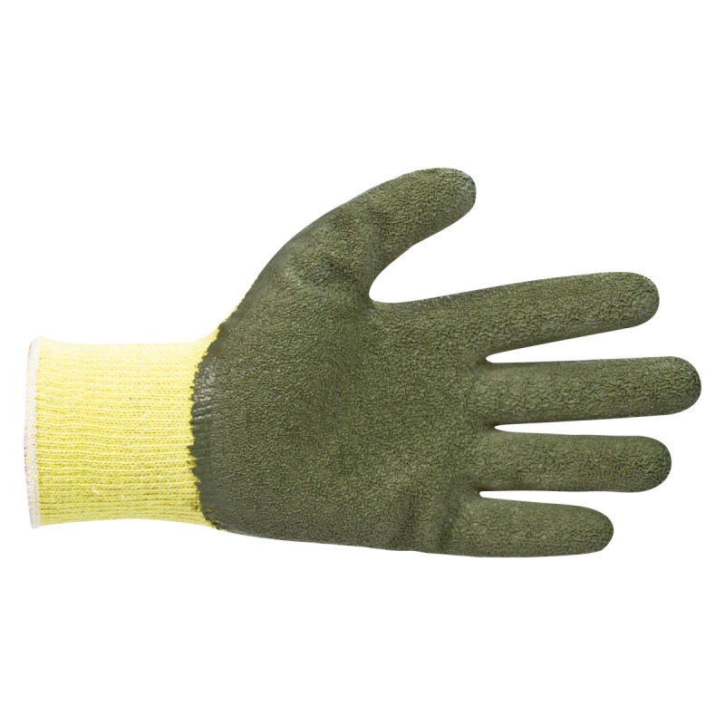 Dip-coated glove