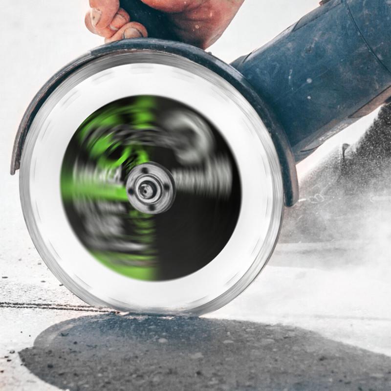 Segmented diamond cutting disc, ø230mm