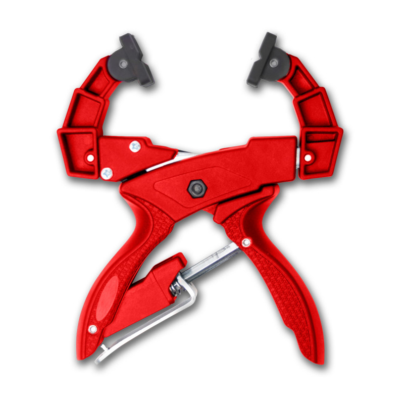 Expandable Hand Clamp Professional, 50-150mm